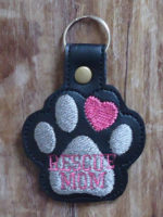 rescue mom key fob
