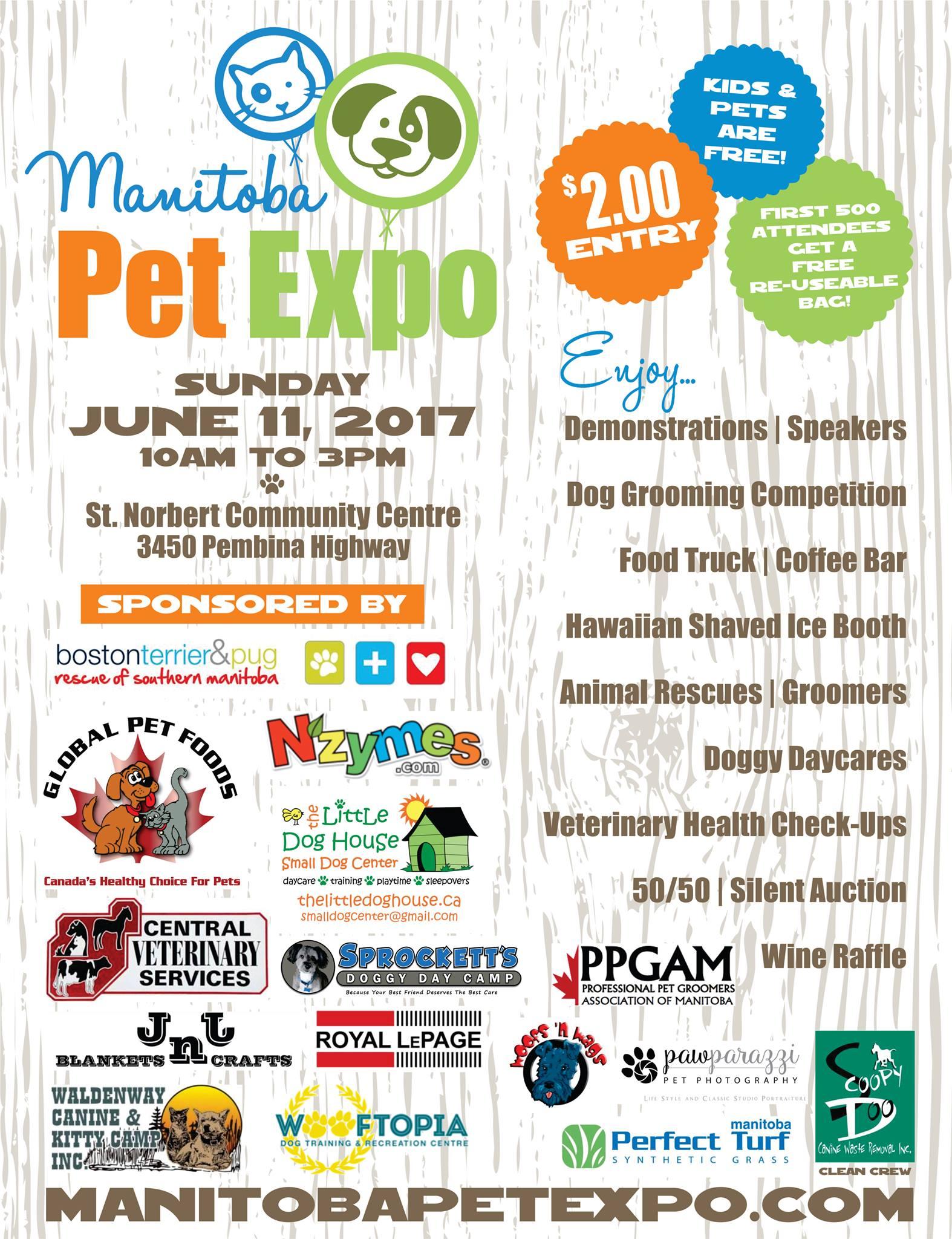 Manitoba Pet Expo 2017