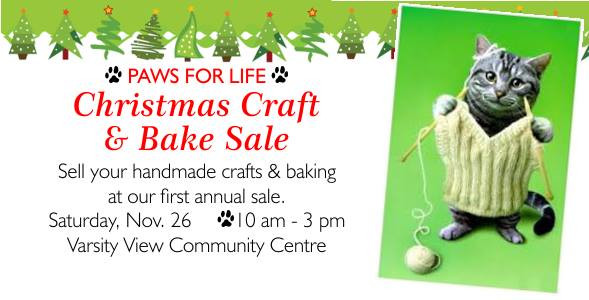 paws for life christmas
